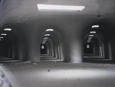 James Casebere-Tunnels-1995
