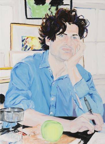Billy Sullivan-Colin Studying-2008
