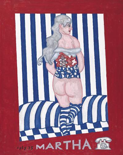William Copley-Martha-1975