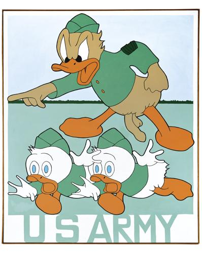 John Wesley-New Army Recruiting Poster-1976