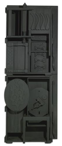 Louise Nevelson-Untitled-1977