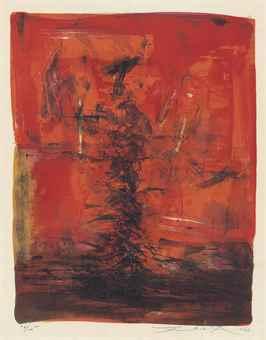 Zao Wou-Ki-Untitled-1963