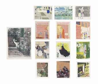 Paysages Et Interieurs-1899