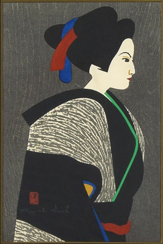 Kiyoshi Saito-Geisha-