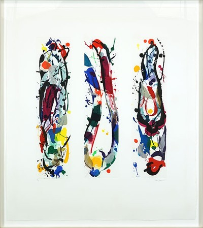 Sam Francis-Untitled-1987