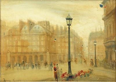 Andre Gisson-Place Jeanne D'Arc-