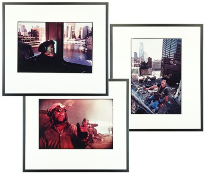 Bruce Davidson-Three Works-1990
