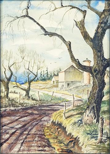 James Cline-Farm Road-1967