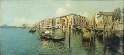 Nicholas Briganti-Venetian Harbor-
