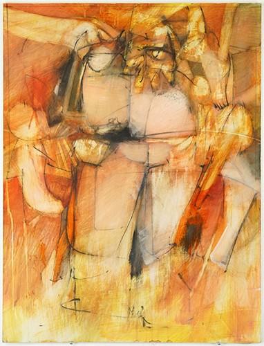 Ernest Trova-Abstract Figure-