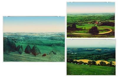 Three Landscapes-1991
