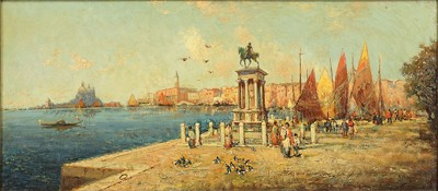 Nicholas Briganti-View of Venice-