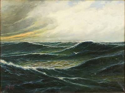 H. Pohl-Seascape-