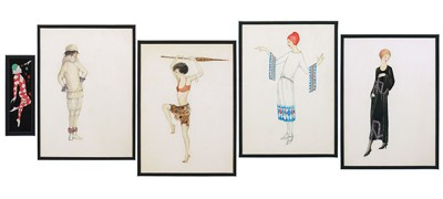 Phoebe Hyatt - Fashion Designs-1926