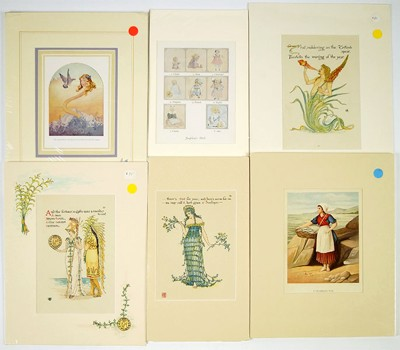 A Collection of Children's Book Illustrations-