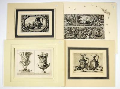 Jean Le Pautre-Ornaments-
