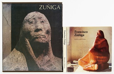 Francisco Zuniga-Art Book-1982