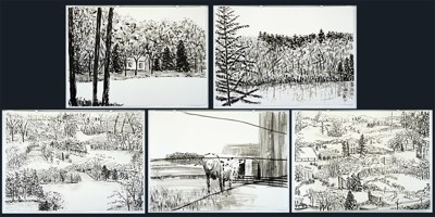 Dennis Loy-A Collection Of Landscapes-1988