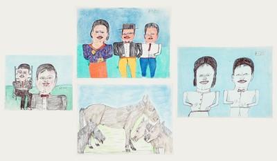 Shields Landon Jones-Horses-