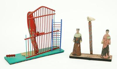 Caroline Beckett - The Caged Bird-