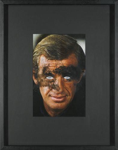 Douglas Gordon-Self Portrait Of You + Me (Jean Paul Belmondo)-2007