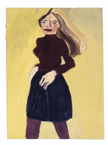 Chantal Joffe-Cranberry-1995