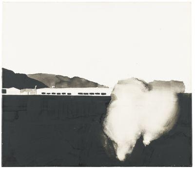 Wilhelm Sasnal-Landscape-2002