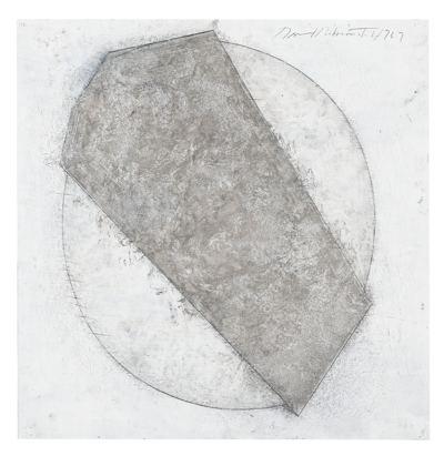 David Rabinowitch-Untitled (Drawing For The Phantom Group)-1967