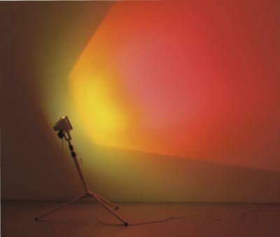 Ann Veronica Janssens-Reggae Colour-2004
