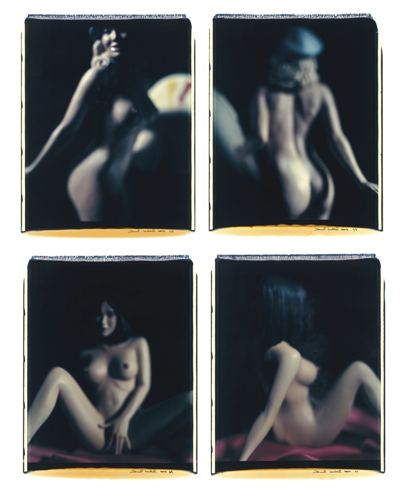 David Levinthal-Serie XXX (Four Works)-2003