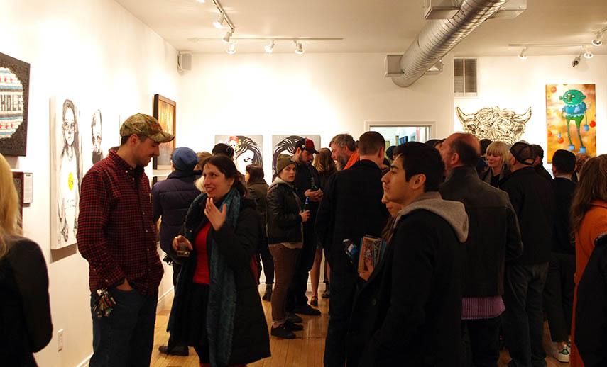 Vertical Gallery