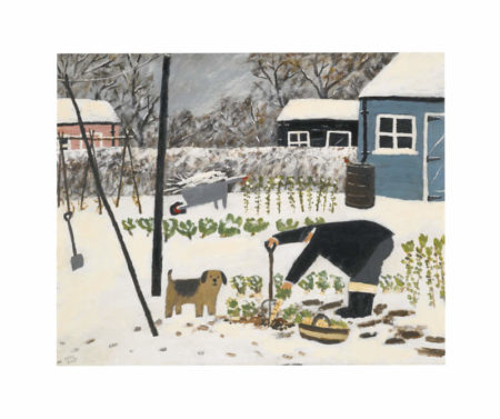 Gary Bunt-Parsnips, Sprouts And Greens-2013