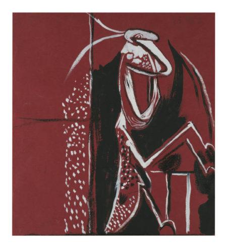 Graham Sutherland-Mantis-1952