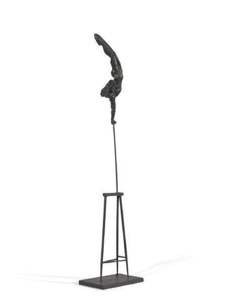 Michael Ayrton-Figure In Balance V-1965