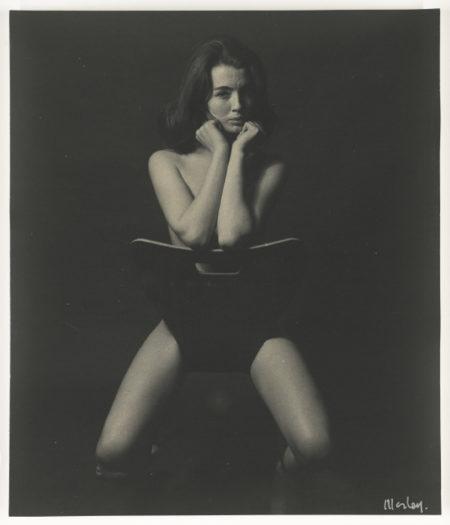 Lewis Morley-Christine Keeler-1963