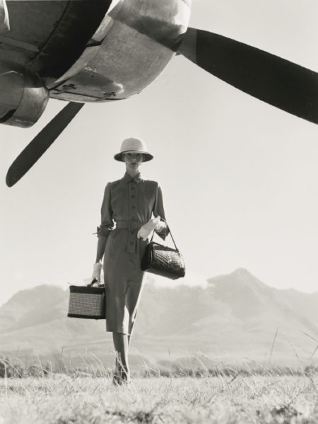 Norman Parkinson-The Art Of Travel, Vogue-1951