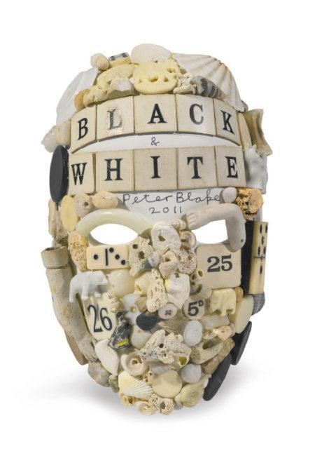 Peter Blake-Black & White-2011