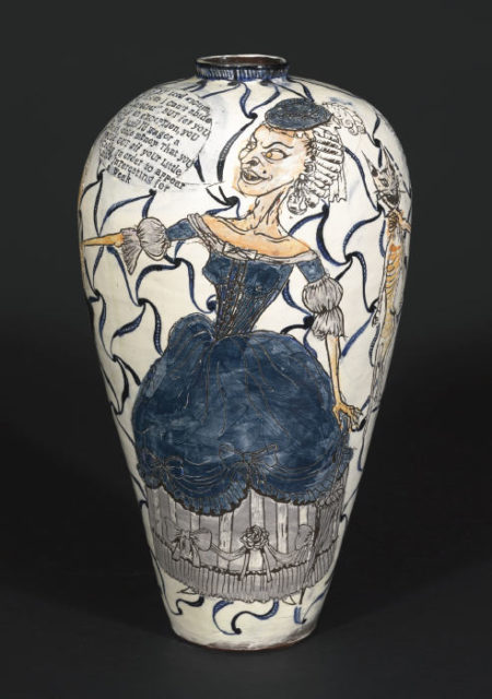 Grayson Perry-But What Am I Supposed To Wear To The Surface Decoration Ball!-1988