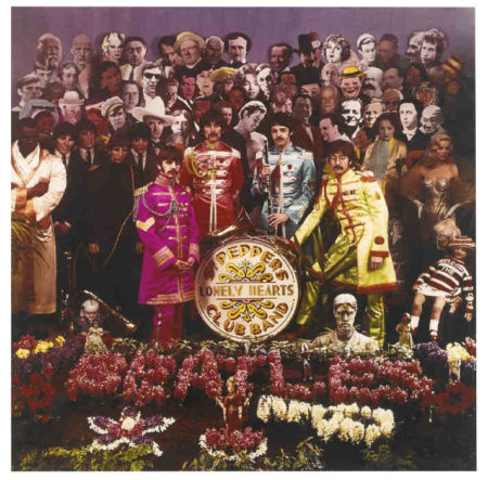 Sgt. Pepper's Lonely Hearts Club Band Cover, Outtakes-1967