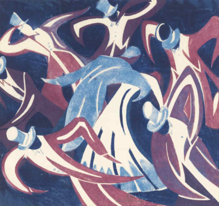 Lill Tschudi-Dancers (C. Lt. 55)-1937