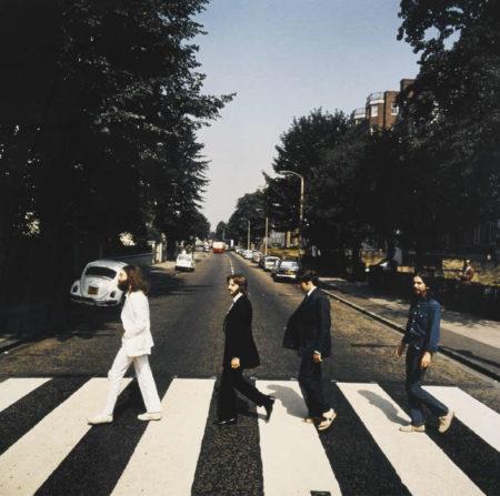 Iain Macmillan-Abbey Road Outtake-1969