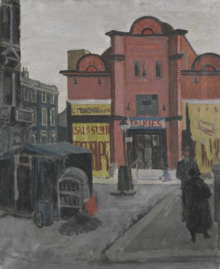 Claude Rogers-The Tolmer Cinema-1931
