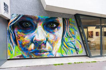 Galerie Mathgoth Paris David Walker