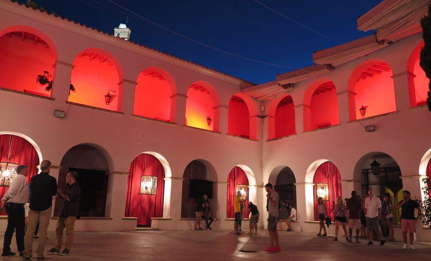 2016 NO FEAR Tom Gallant Ibiza claustro