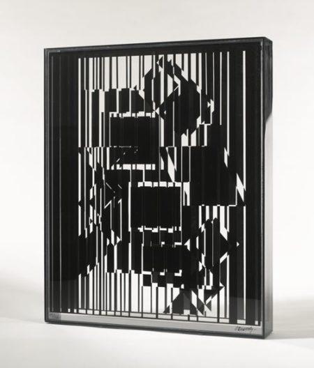 Victor Vasarely-Flaari-1990