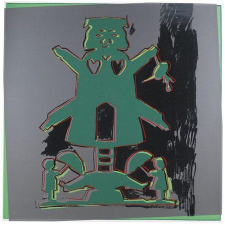 Andy Warhol-Hans Christian Andersen (F. & S. IIb.394-397)-1987