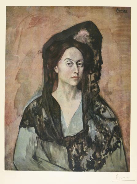 Pablo Picasso-Barcelona Suite (See Czwiklitzer 230-234)-1966