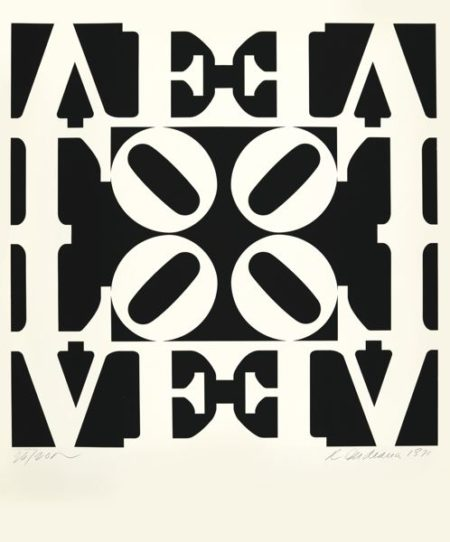 Robert Indiana-Decade (Sheehan 63-72)-1971