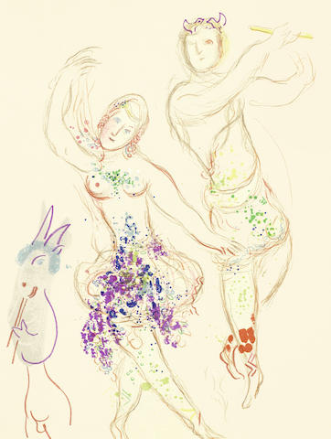 Marc Chagall-The Ballet 2 vol-1972