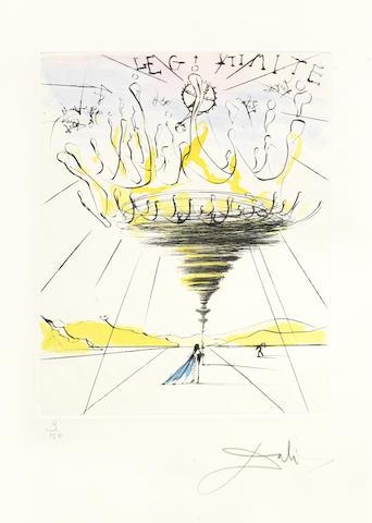 Salvador Dali-Proces en Diffamation; Legimite-1971